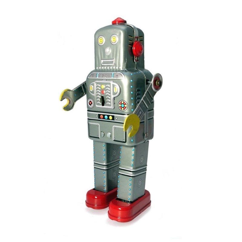 Robots jouets vintages - vintage robot toys 5125