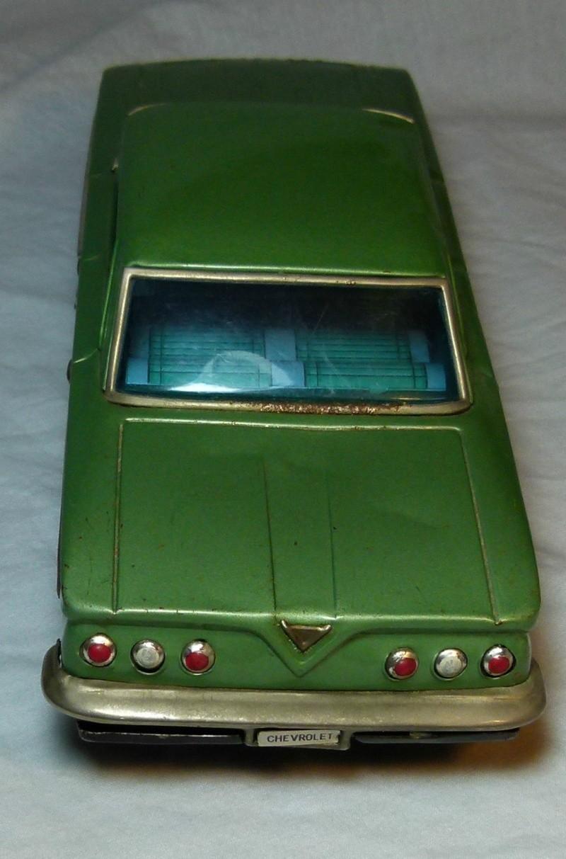 us car -  tôle - Tin Toys -  1950's & 1960's - Page 3 5132