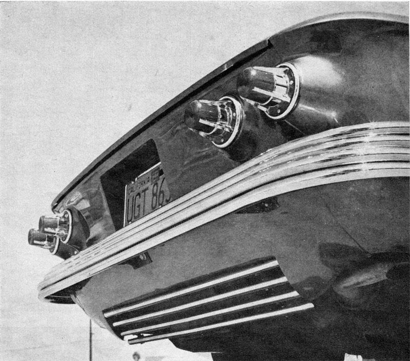 Chevrolet Corvair custom & mild custom 5146