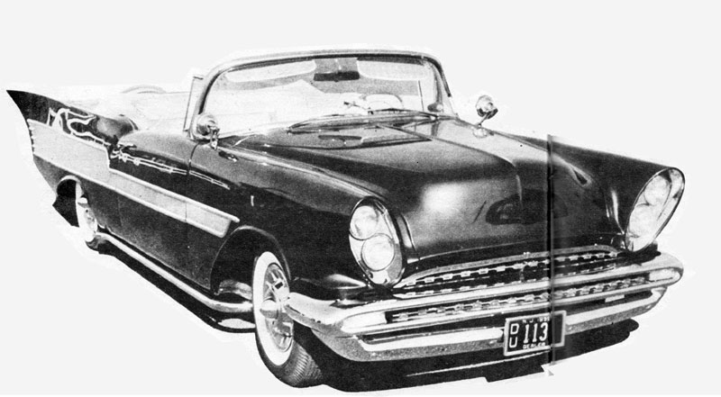 1954 Oldsmobile - The Comet - Anthony Abato 5167