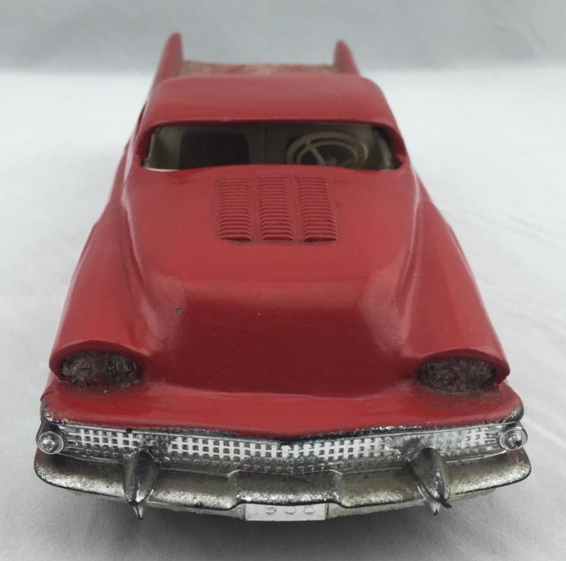 Vintage built automobile model kit survivor - Hot rod et Custom car maquettes montées anciennes - Page 2 5179