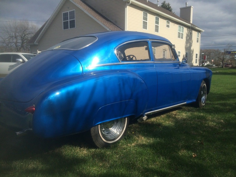 Oldsmobile 1948 - 1954 custom & mild custom - Page 6 525