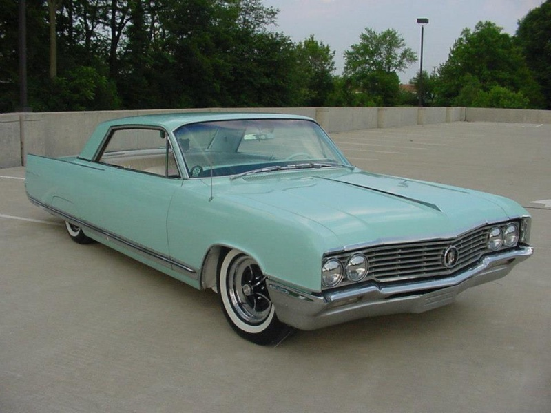 Buick 1964 - 1972 custom & mild custom 53038710