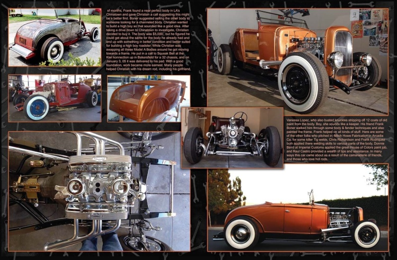 Ford 1931 Hot rod - Page 5 541