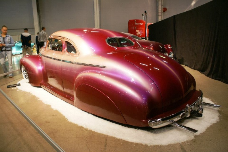 Chevy 1940 - 45 custom & mild custom 55177810