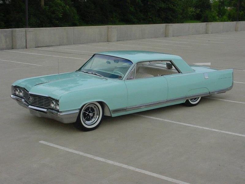 Buick 1964 - 1972 custom & mild custom 58246810