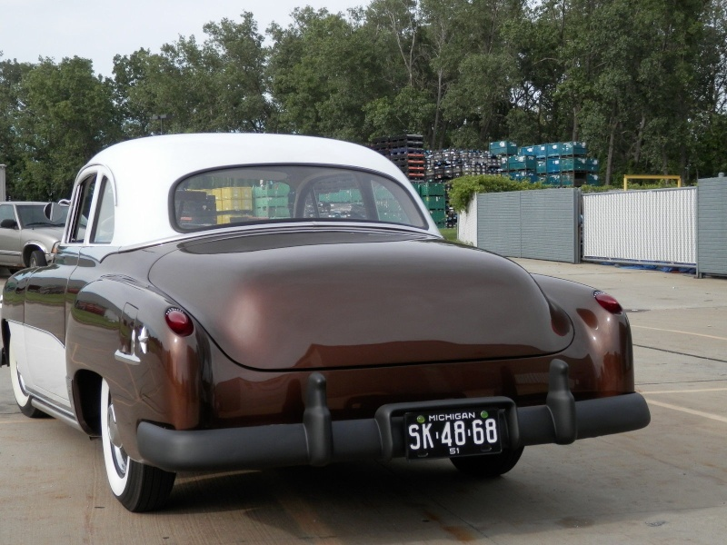 Chevy 1949 - 1952 customs & mild customs galerie - Page 19 587
