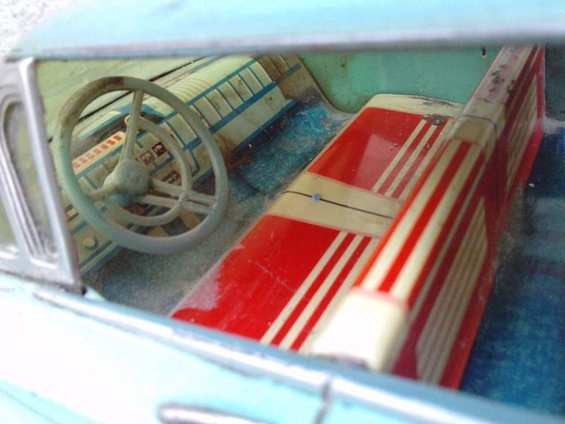 us car -  tôle - Tin Toys -  1950's & 1960's - Page 3 6102