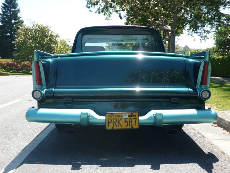 Plymouth & Desoto diplomat 1955 - 1956 custom & mild custom - Page 2 6119