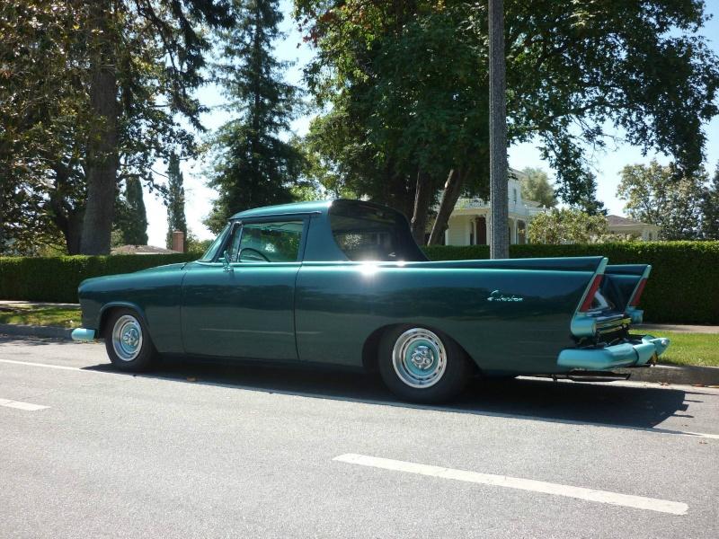 Plymouth & Desoto diplomat 1955 - 1956 custom & mild custom - Page 2 6120