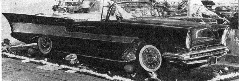 1954 Oldsmobile - The Comet - Anthony Abato 6148