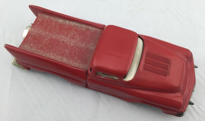 Vintage built automobile model kit survivor - Hot rod et Custom car maquettes montées anciennes - Page 2 6159