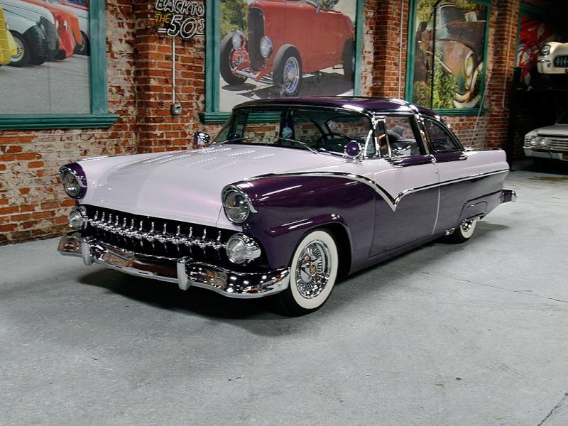Ford 1955 - 1956 custom & mild custom - Page 5 63571010