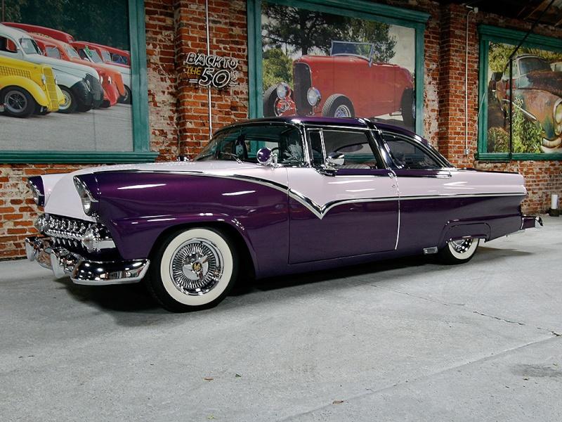 Ford 1955 - 1956 custom & mild custom - Page 5 63571011