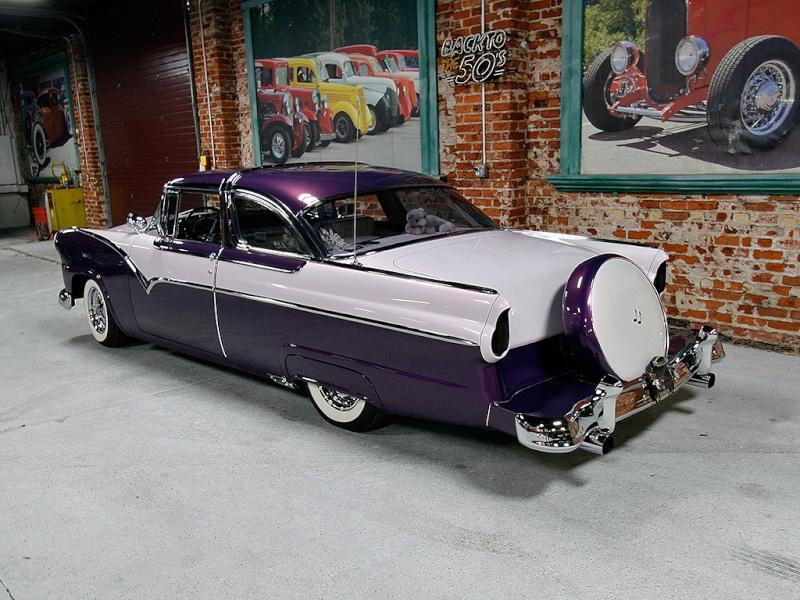 Ford 1955 - 1956 custom & mild custom - Page 5 63571013