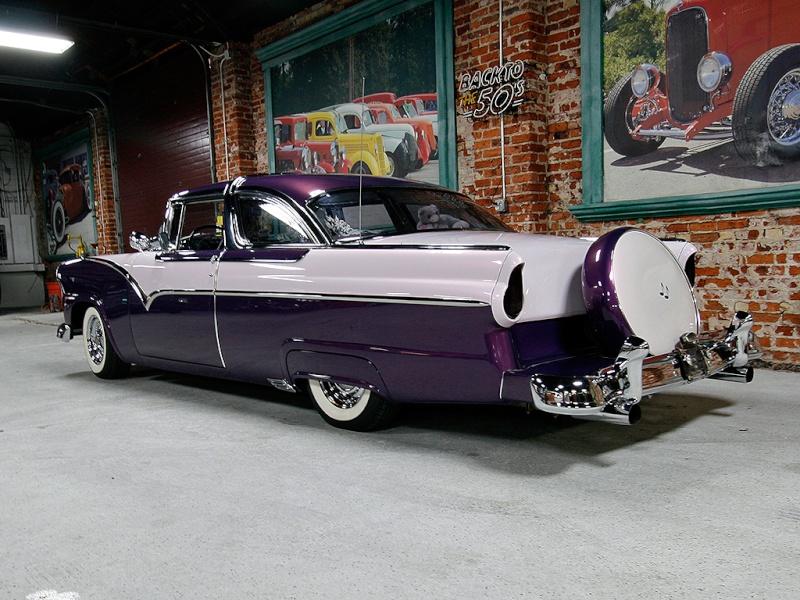 Ford 1955 - 1956 custom & mild custom - Page 5 63571014