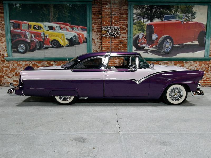 Ford 1955 - 1956 custom & mild custom - Page 5 63571017