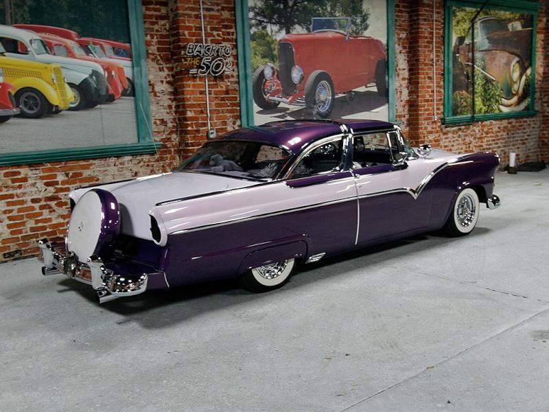 Ford 1955 - 1956 custom & mild custom - Page 5 63571018