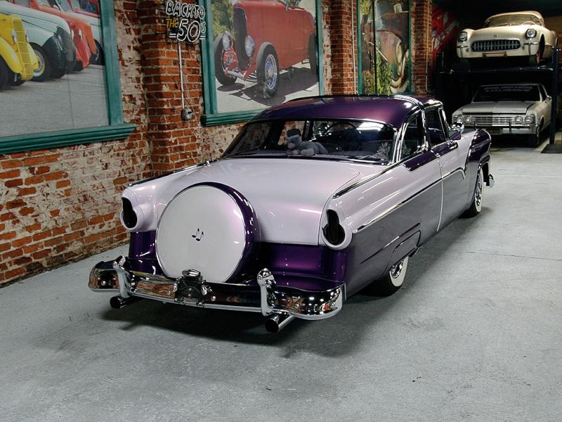 Ford 1955 - 1956 custom & mild custom - Page 5 63571019