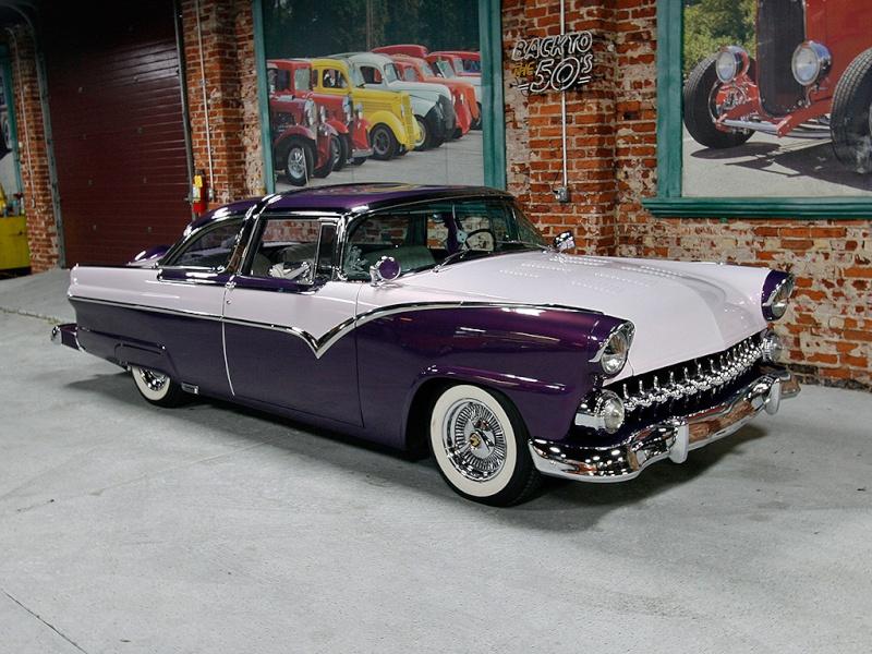 Ford 1955 - 1956 custom & mild custom - Page 5 63571021