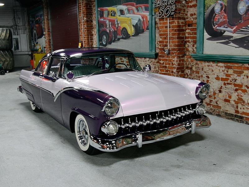 Ford 1955 - 1956 custom & mild custom - Page 5 63571022