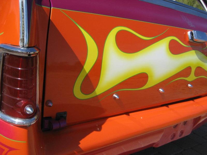 Pontiac 1963 - 1967 custom & mild custom 673