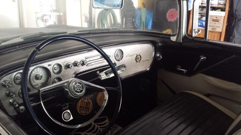 Packard custom & mild custom 726