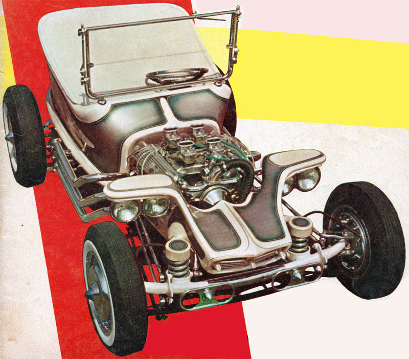 The Outlaw - Ed Roth 741