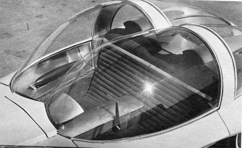 Futurista - Darrill Starbird 742