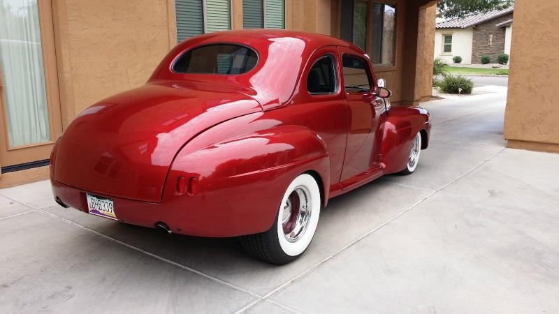 Ford & Mercury 1941 - 1948 customs & mild custom - Page 6 750