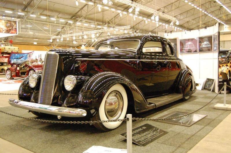 Mopar 1930's custom and mild custom 7583_410