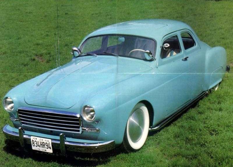1954 Renault Fregate - Menth' A Low 817