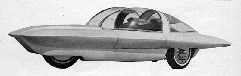 Futurista - Darrill Starbird 834