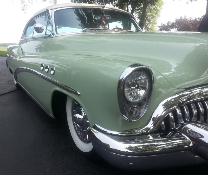 Buick 1950 -  1954 custom and mild custom galerie - Page 7 84955810