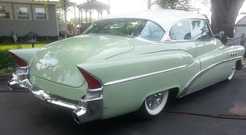 Buick 1950 -  1954 custom and mild custom galerie - Page 7 84955812