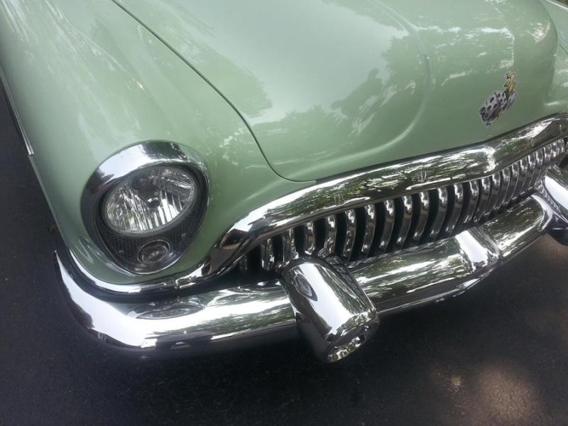 Buick 1950 -  1954 custom and mild custom galerie - Page 7 84955821