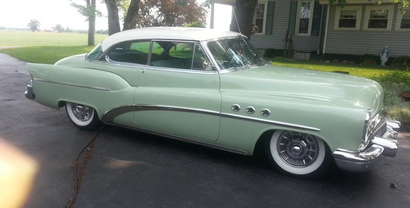 Buick 1950 -  1954 custom and mild custom galerie - Page 7 84955824