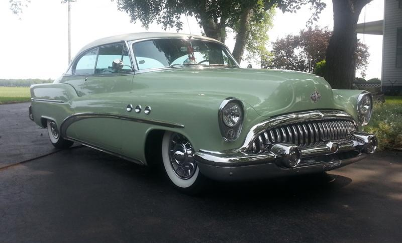 Buick 1950 -  1954 custom and mild custom galerie - Page 7 84955825