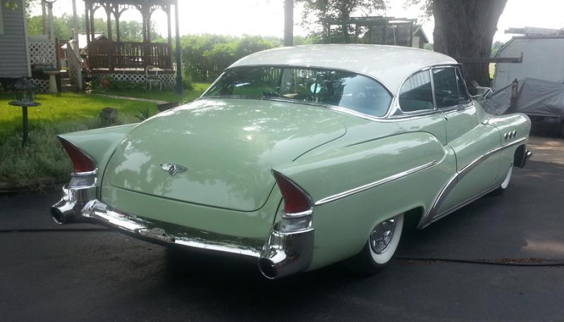 Buick 1950 -  1954 custom and mild custom galerie - Page 7 84955826