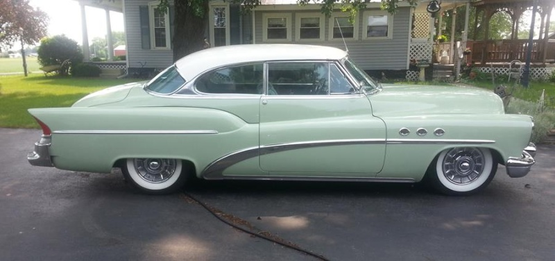 Buick 1950 -  1954 custom and mild custom galerie - Page 7 84955827