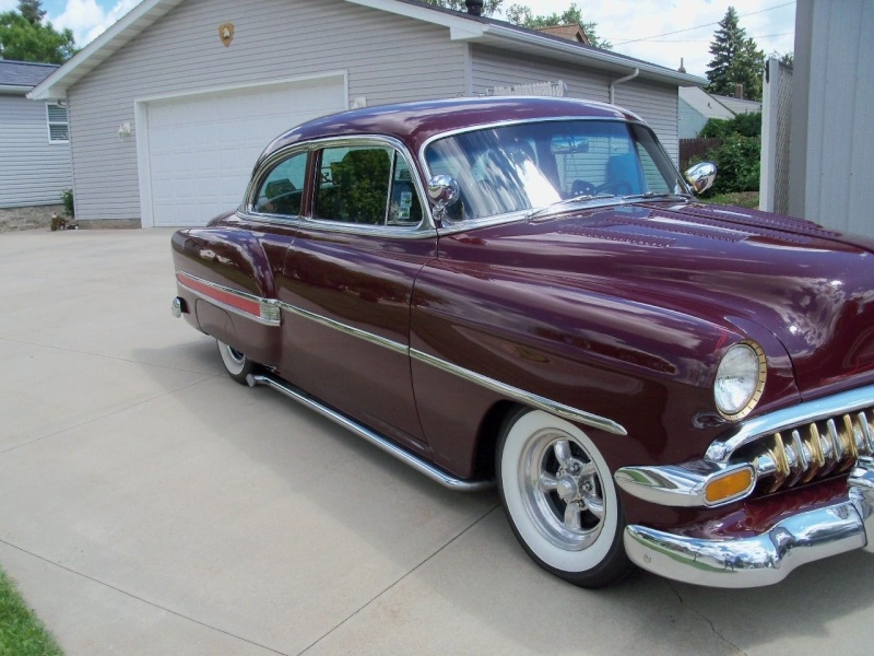 Chevy 1953 - 1954 custom & mild custom galerie - Page 11 924