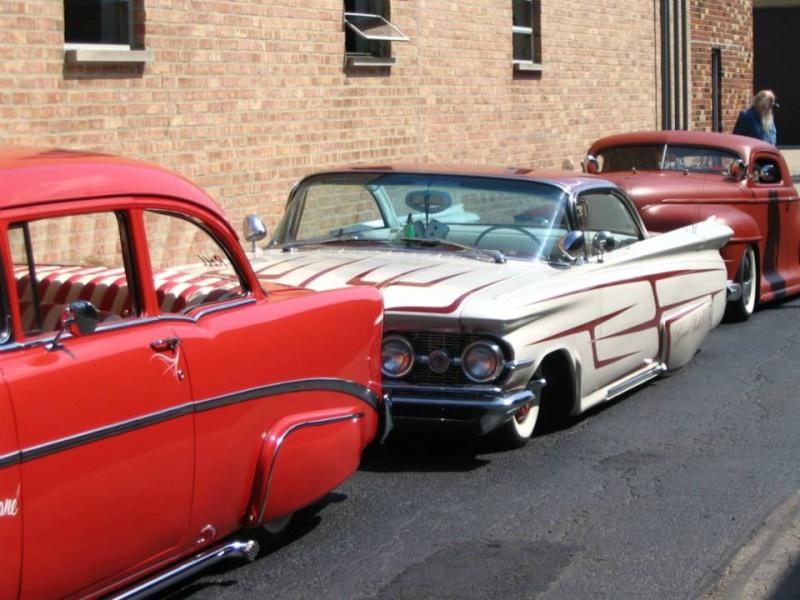 Oldsmobile 1958 - 1960 custom & mild custom 99689410