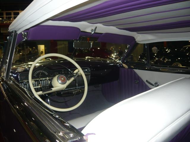 1950 Mercury convertible - Ralph Testa - Barris Kustoms Acrame10