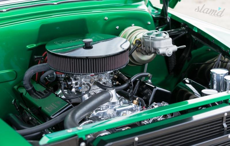 Chevy 1953 - 1954 custom & mild custom galerie - Page 11 Belair10