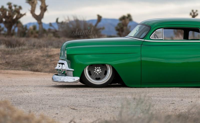 Chevy 1953 - 1954 custom & mild custom galerie - Page 11 Belair17