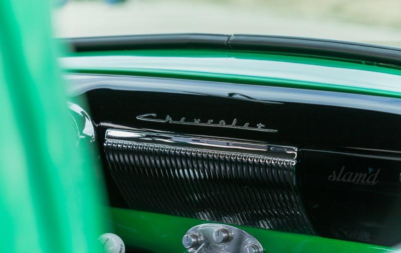 Chevy 1953 - 1954 custom & mild custom galerie - Page 11 Belair18