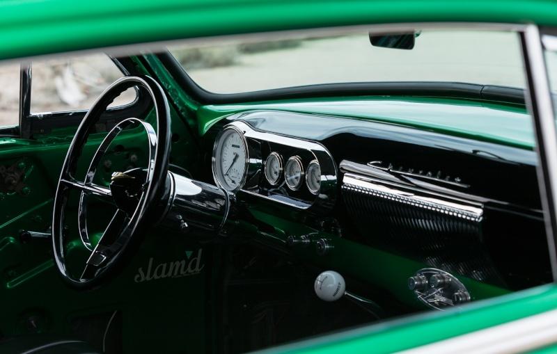Chevy 1953 - 1954 custom & mild custom galerie - Page 11 Belair19