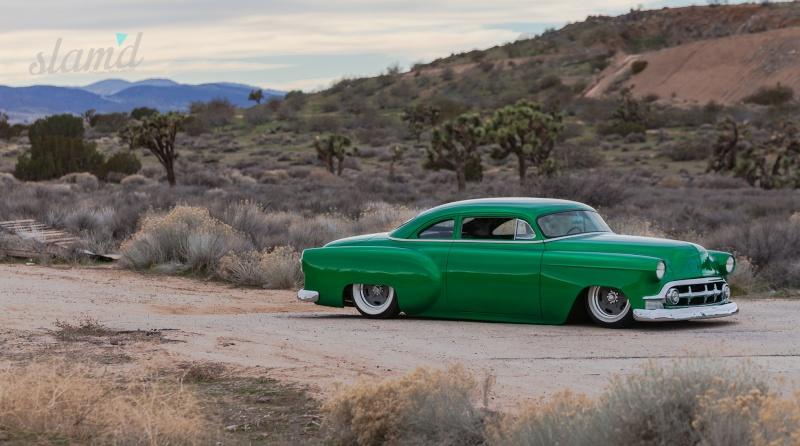 Chevy 1953 - 1954 custom & mild custom galerie - Page 11 Belair20