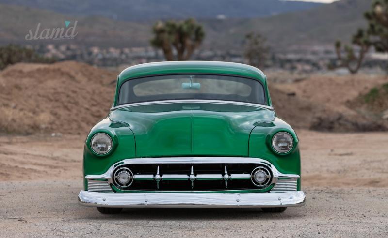 Chevy 1953 - 1954 custom & mild custom galerie - Page 11 Belair23