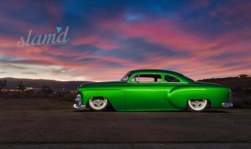 Chevy 1953 - 1954 custom & mild custom galerie - Page 11 Belair25